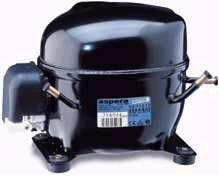 Compressore ermetico Embraco Aspera NEK2150GK R404A