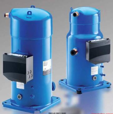 Compressori Scroll Danfoss-Maneurop SH 120-4VI