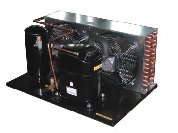 Unità condensatrice ad aria TUAV/2 J9238GS