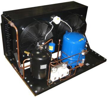 Unità condensatrice ad aria AU MTZ28 V2