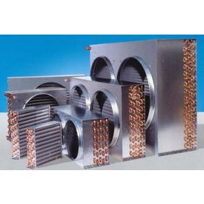 Condensatore ad aria senza ventilatori 12T.4R.670