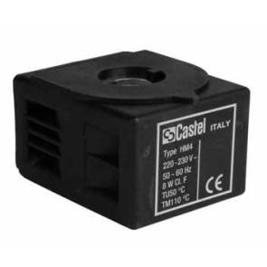 Bobina per valvola solenoide 9120/RD1 12V C.C.