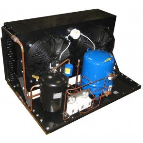 Unità condensatrice ad aria  AU NTZ48